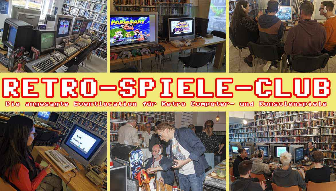 Eventlocation Gaming Computer Hamburg