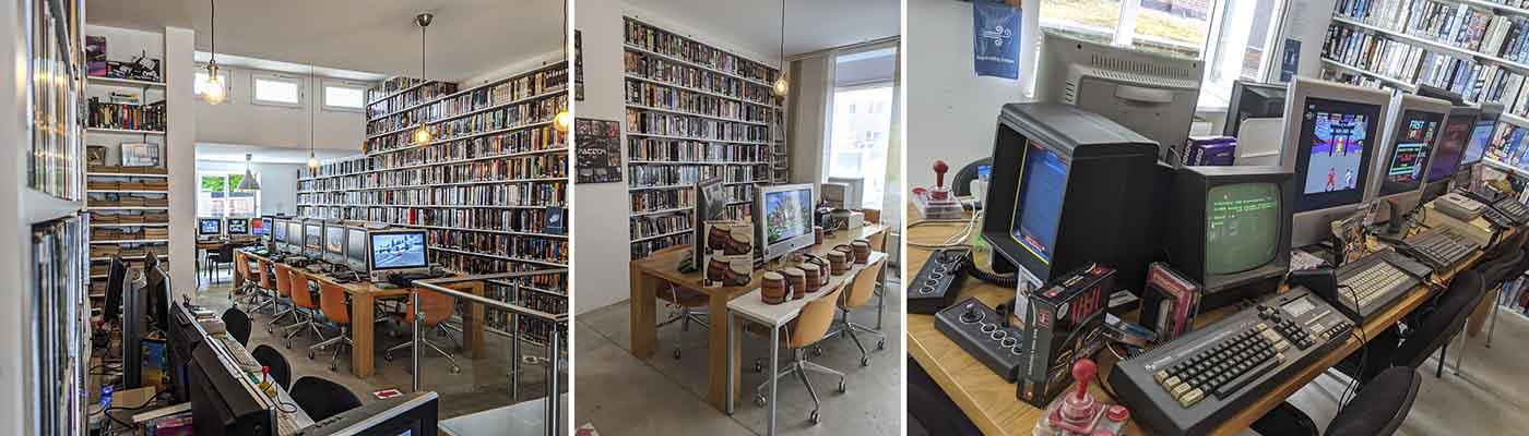 Eventlocation Gaming Computer Hamburg JGA Junggesellenabschied Junggesellinnenabschied JGA